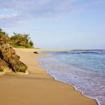 Peaceful, white sand beaches